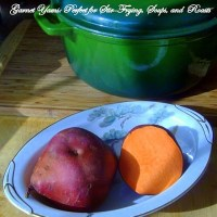 Elegant, Nutritious Sweet Potatoes and Yams