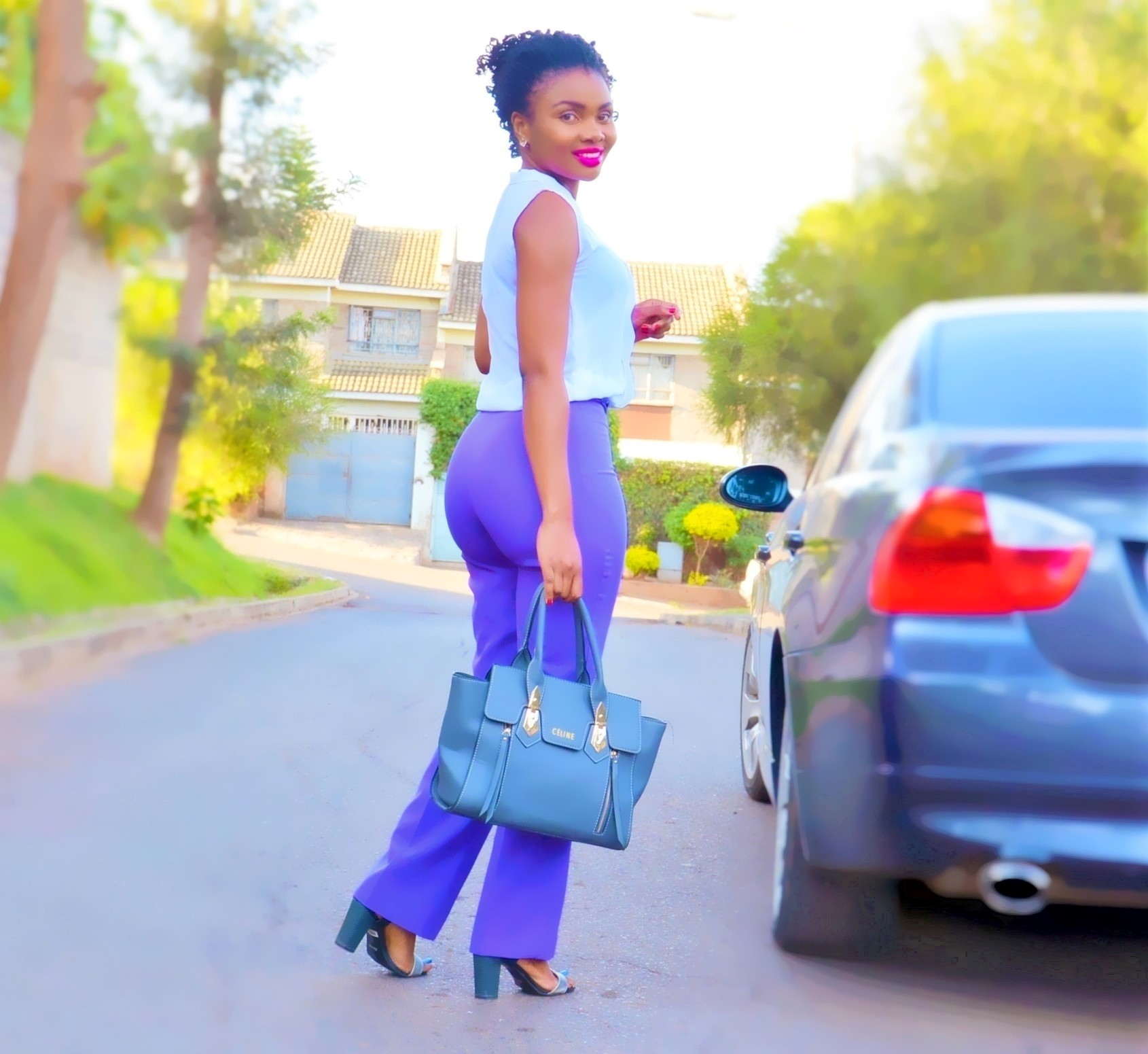 Kenya Style Blog High Waist Pants And Higher Standards
