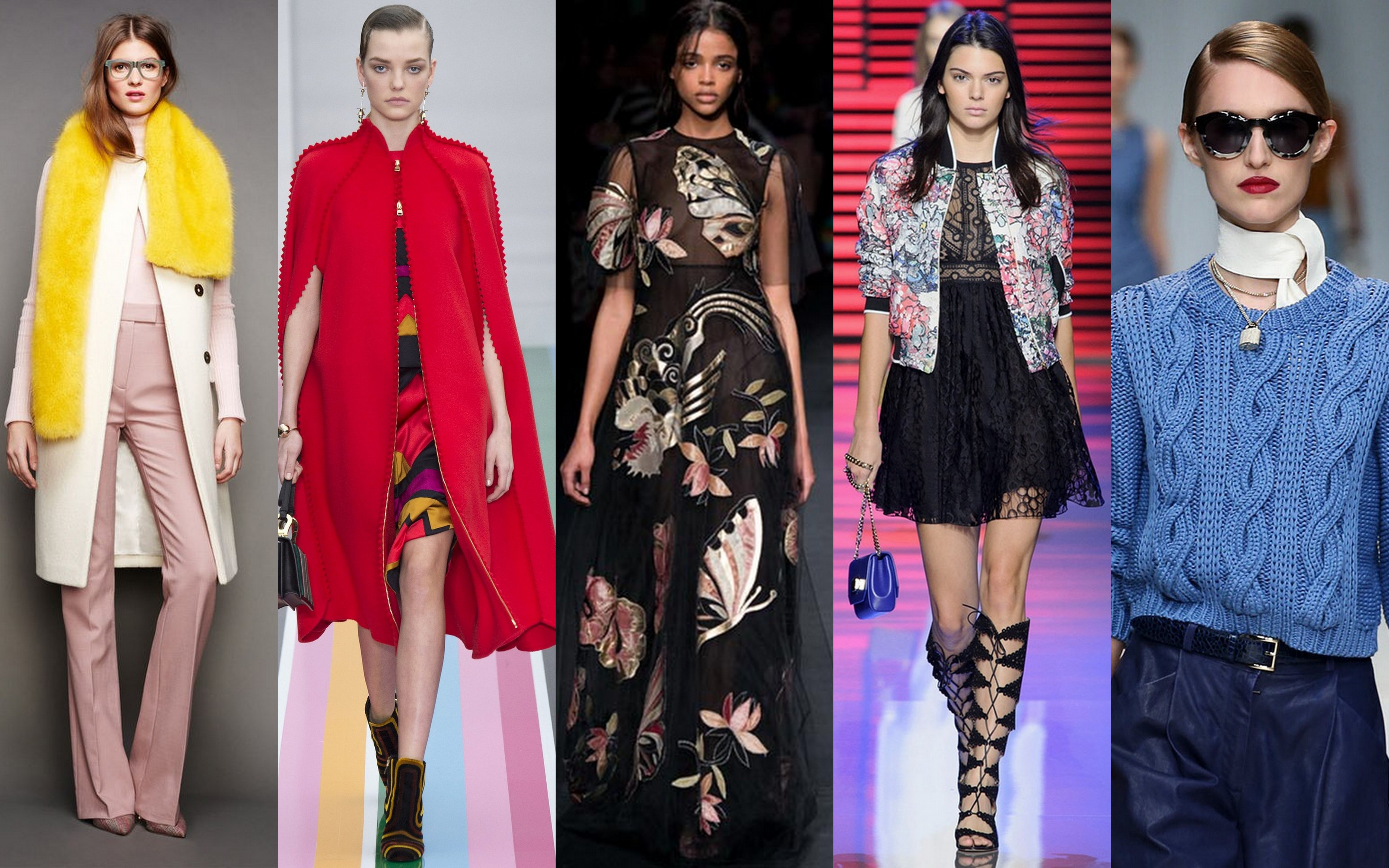 10 FALL 2016 TRENDS YOU CAN WEAR NOW
