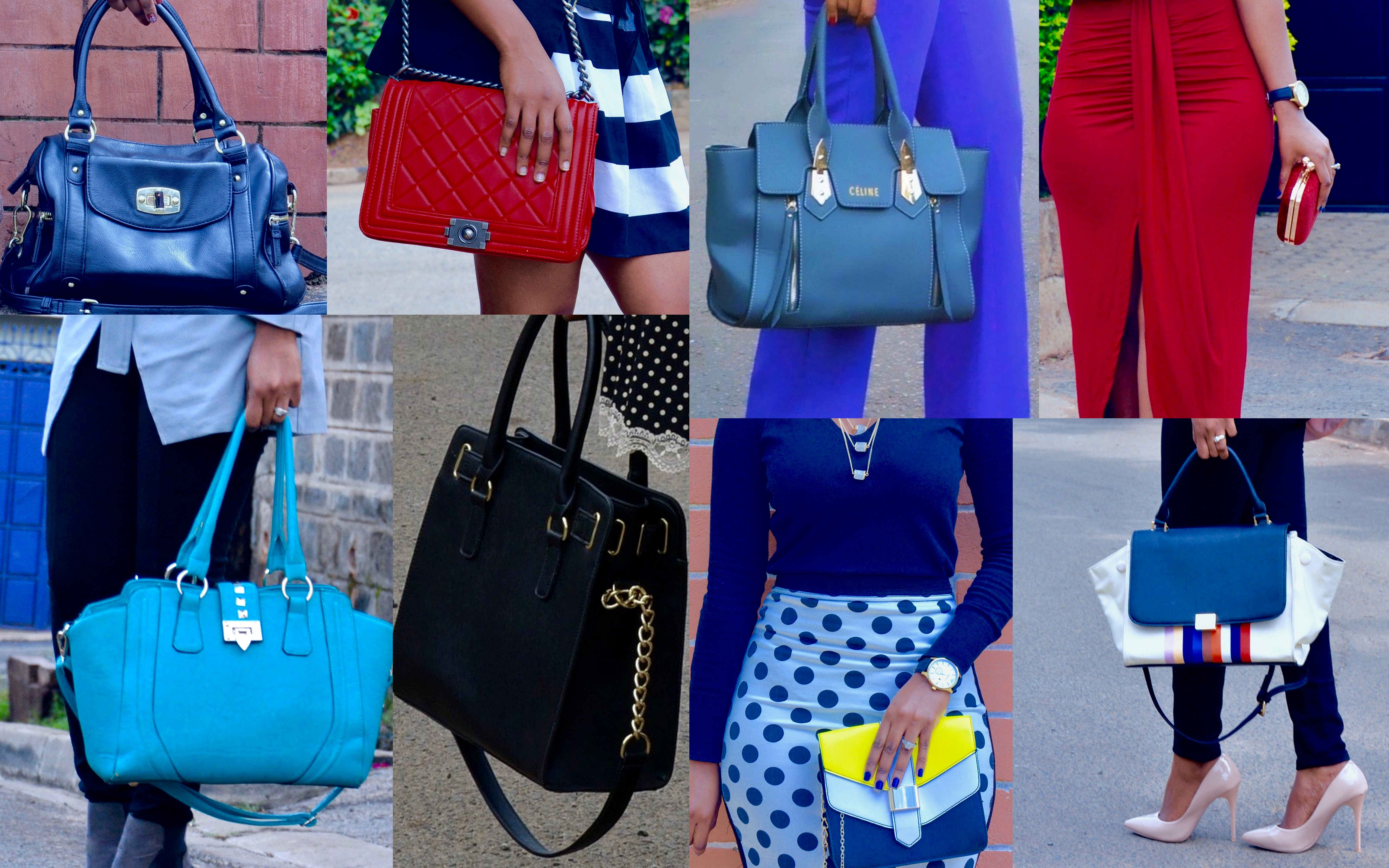 A BAG CAPSULE WARDROBE: THE ONLY 5 BAGS YOU NEED