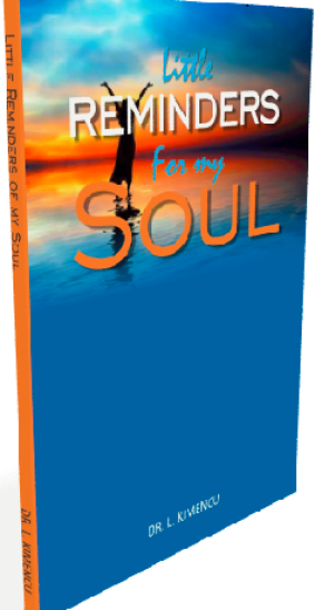 Buy Little Reminders for my soul book