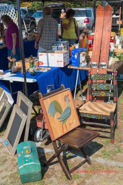 Flea Market Wares
