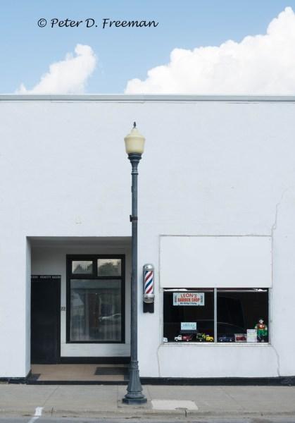 Leon's Barber Shop