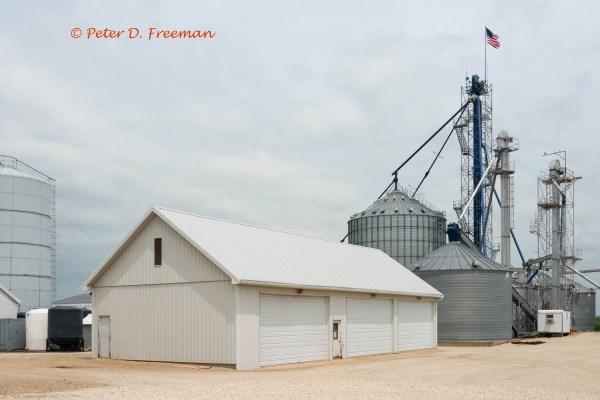Bonucci Farms Structures