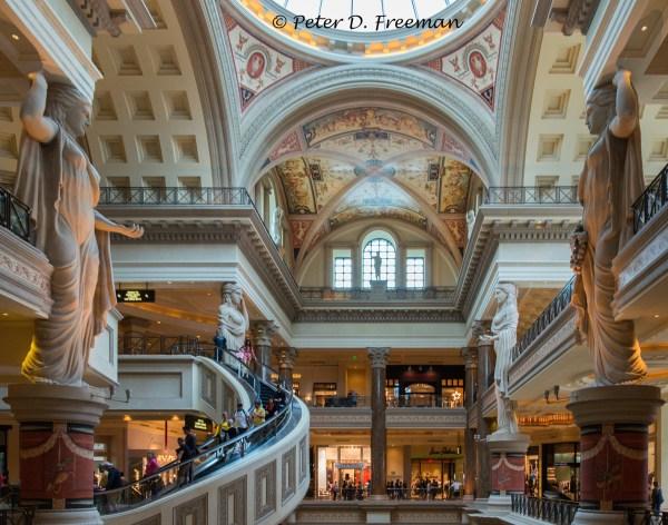 Forum Shops Atrium