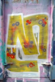 Railroad Graffiti 22
