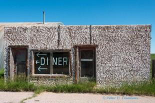 Diner Entrance