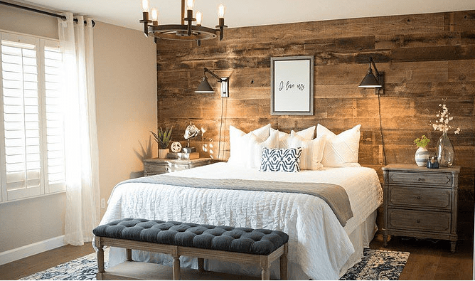 Dare To Be Different With Creative Accent Walls