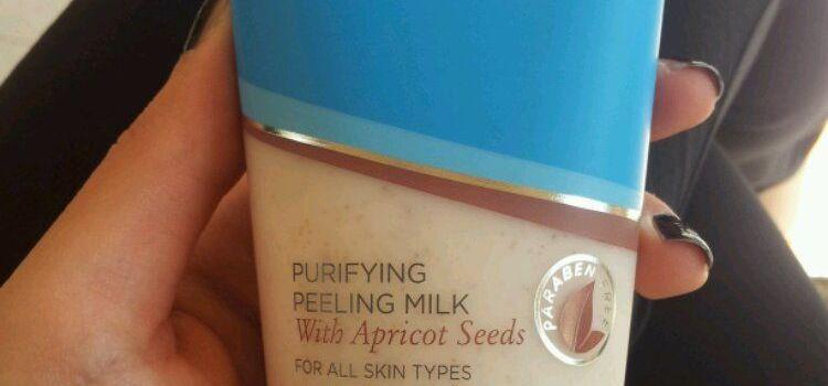 *Rewiew* Purifying peeling milk – Seacret