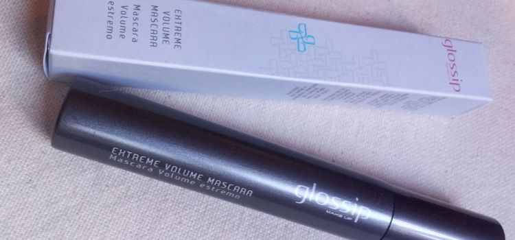 Review – Extreme Volume Mascara by Glossip