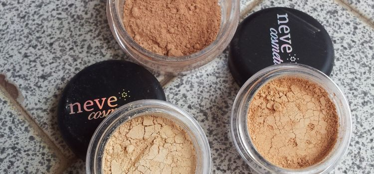 *Review* Neve Cosmetics – high coverage mineral foundation