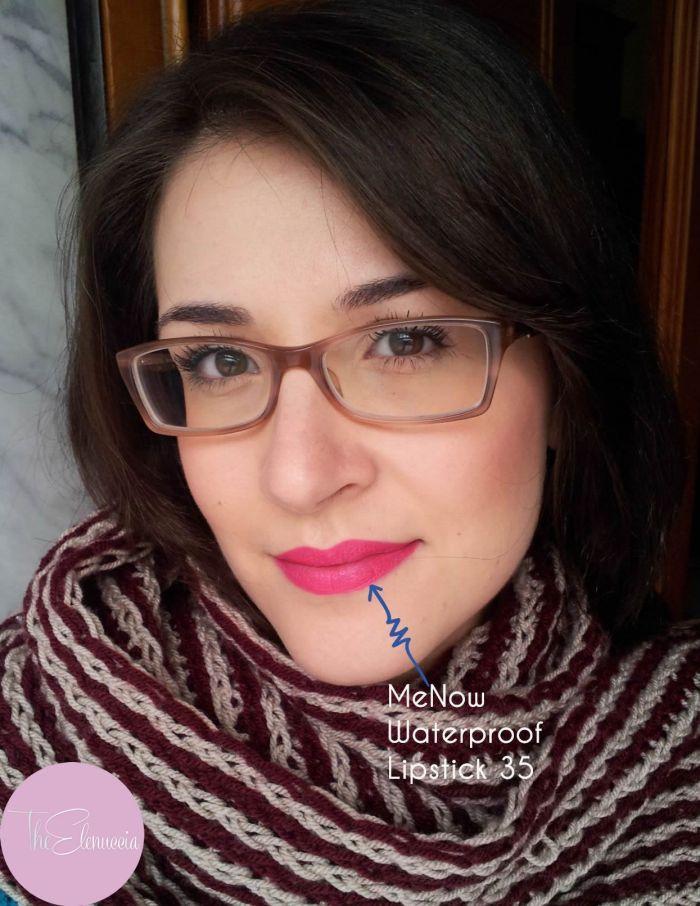 me now waterproof lipstick 35