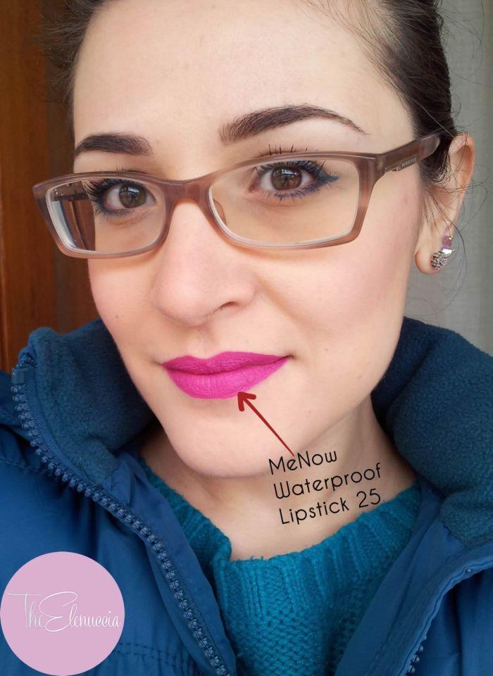 me now waterproof lipstick 25