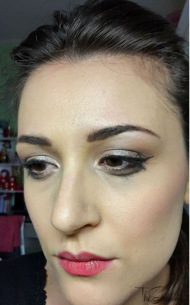 makeup accidia