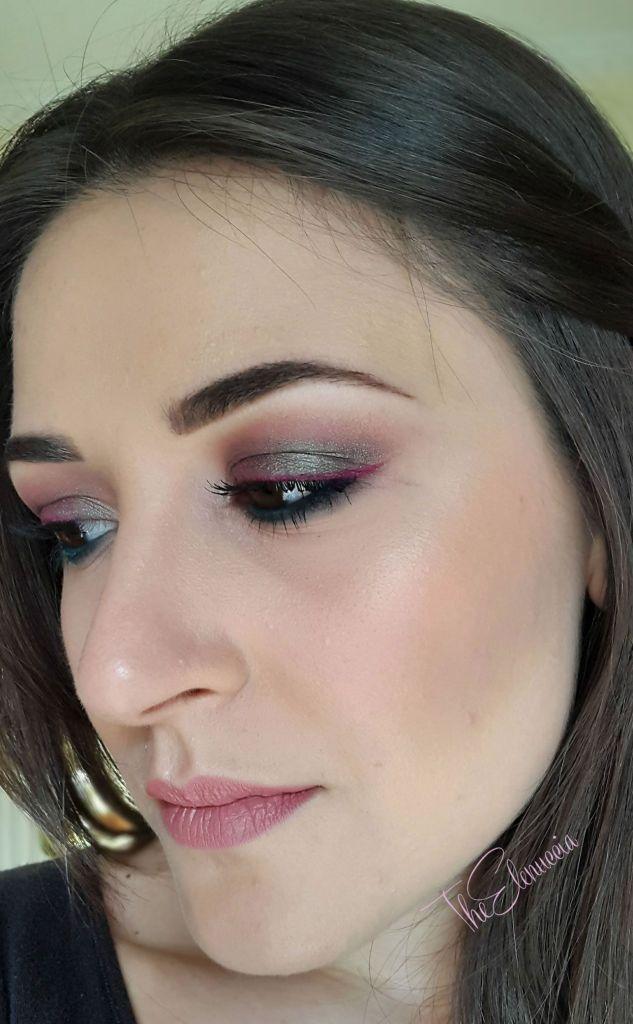 makeup con mela stregata neve cosmetics