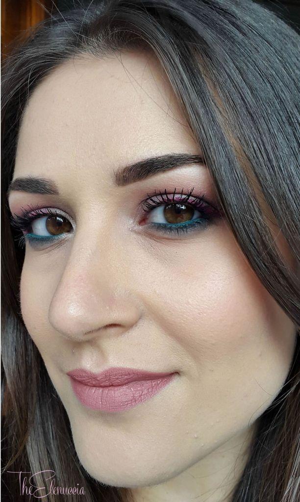 makeup con mela stregata