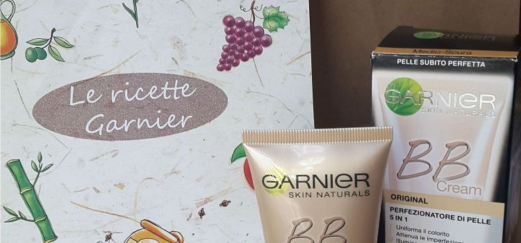 Le ricette Garnier | BB Cream review