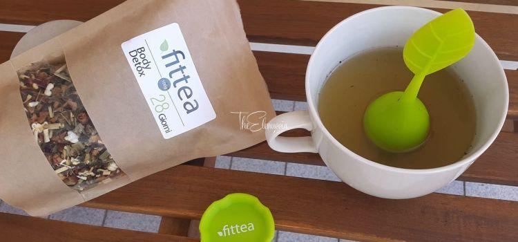 Fittea | Body Detox Tea 28giorni