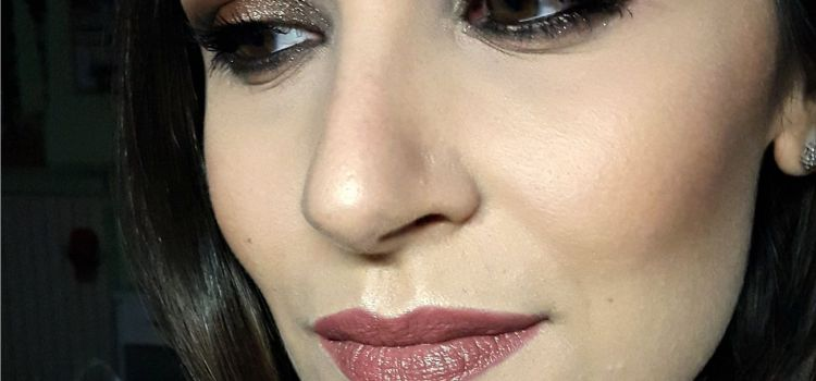 I look delle feste – Christmas make-up look #7