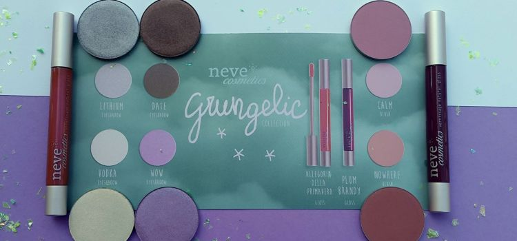 Grungelic Collection Neve Cosmetics