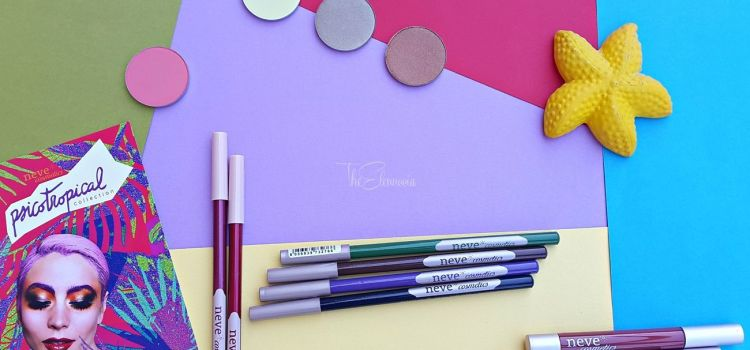 Psicotropical summer collection – Neve Cosmetics