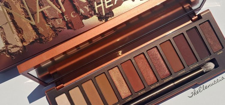 Urban Decay – Naked Heat | eyeshadow palette