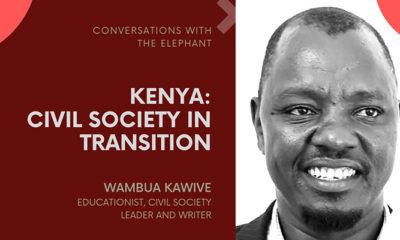 Kenya: Civil Society in Transition