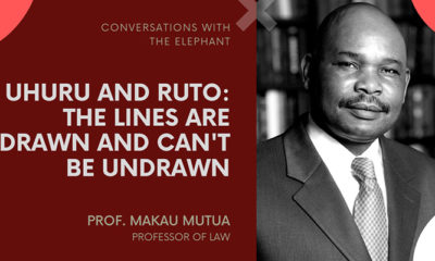 Uhuru and Ruto: The Lines Are Drawn and Can't Be Undrawn