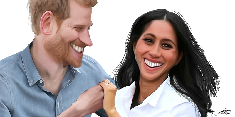 The Sussexes' Plight: Intra-Aristocratic Anglo-American Sibling Rivalry