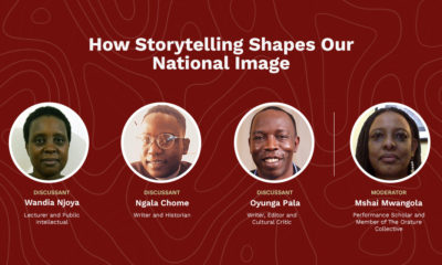 How Storytelling Shapes Our National Image