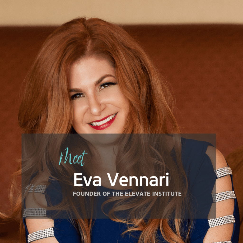 Eva Vennari Founder of the Elevate Institute