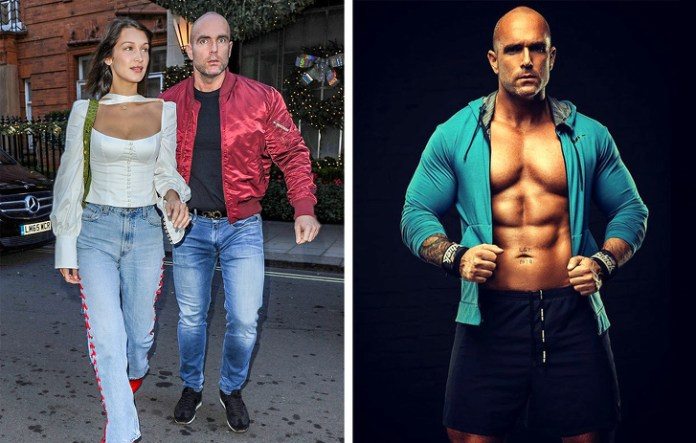 12 Hot Celebrity Bodyguards Who Could Easily Earn an Army of Fans
