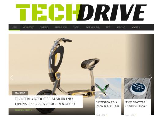 Tech Drive