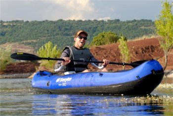 inflatable two person kayak