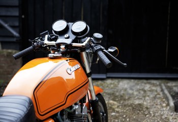 handlebar for cafe racer