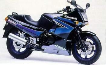 Kawasaki 600R