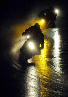 drive at night
