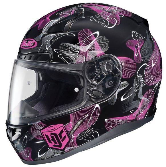 HJC Mystic Full-Face Motorcycle Helmet