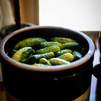 Barrel Fermented Pickles
