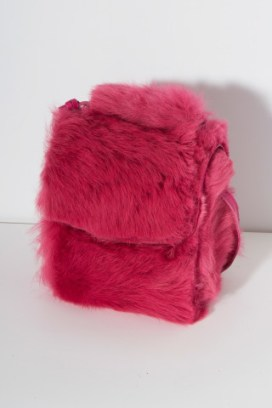 Marques'Alemeida Sheepskin Bag, $980, openingceremony.us