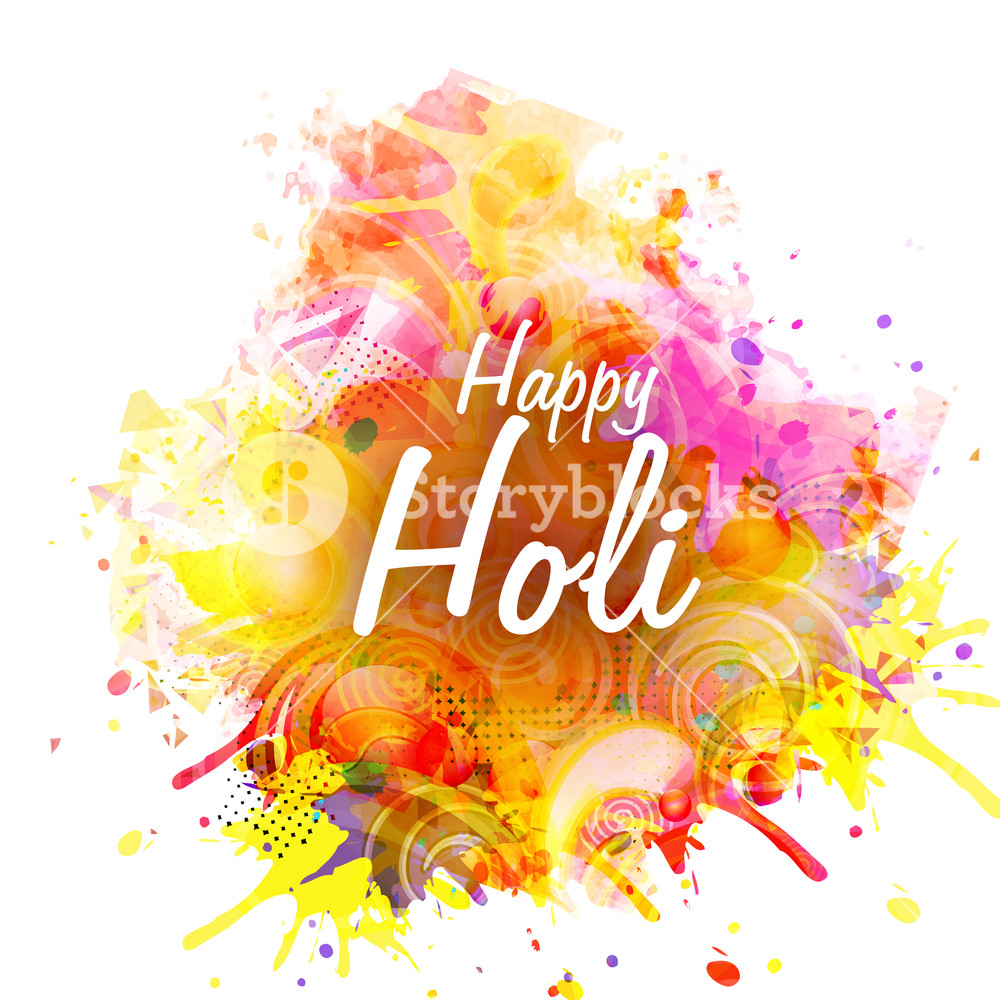 Happy Holi 2018 WhatsApp Status Wishes Messages Images Pics And Greetings To Share With