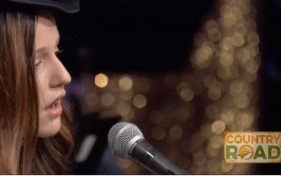"""EmiSunshine Makes Fifth National Appearance on RFD-TV's """"Country's Unbroken Circle"""""""
