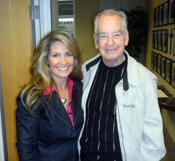 Picture at Zig Ziglar Corporate Headquarters March 25 2011