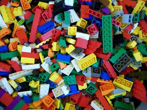 Think Like A Lego to Become EMPOWERED