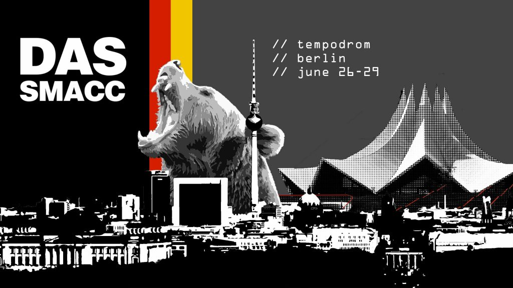 dasSMACC Day 3: Pik's Stumbles in Berlin
