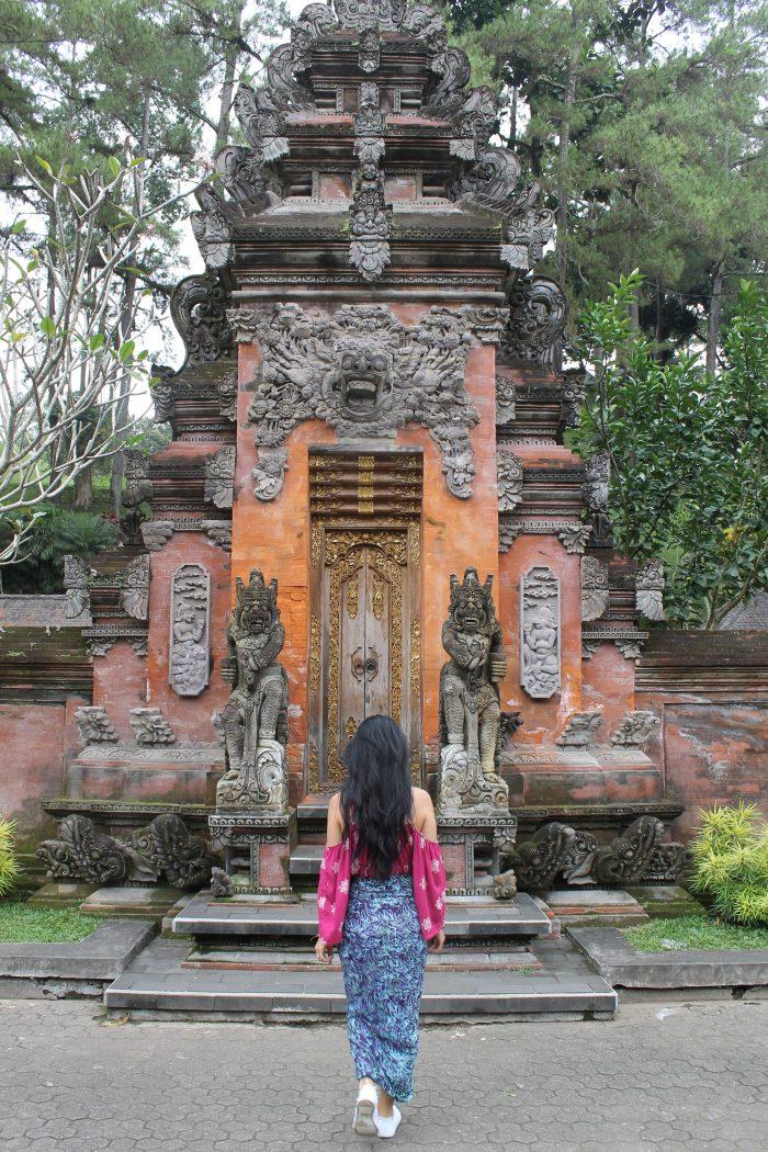 trita ampul holy water springs Bali
