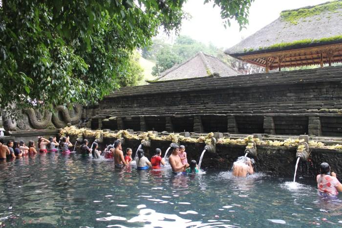 tirta ampul holy water ritual
