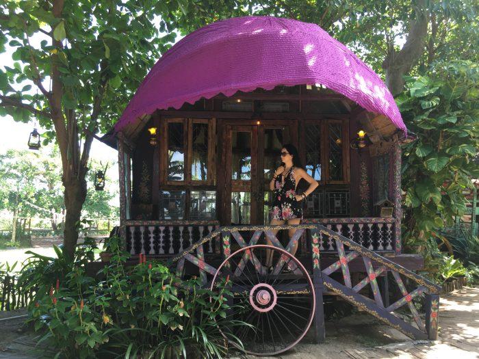 gypsy wagon la laguna restaurant bali indonesia