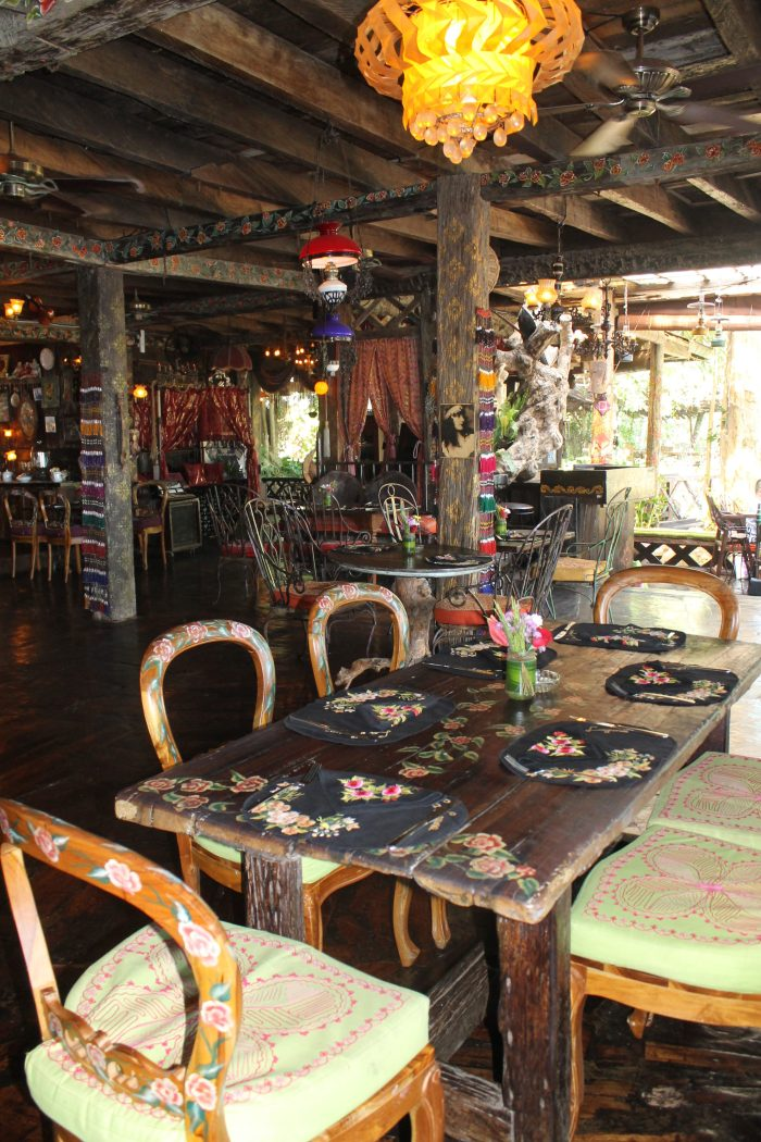 La Laguna restaurant Bali