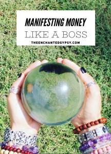 manifestation money abundance law of attraction